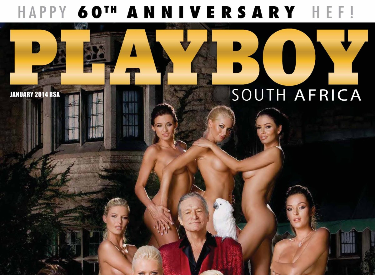 Playboy South Africa, January 2014
