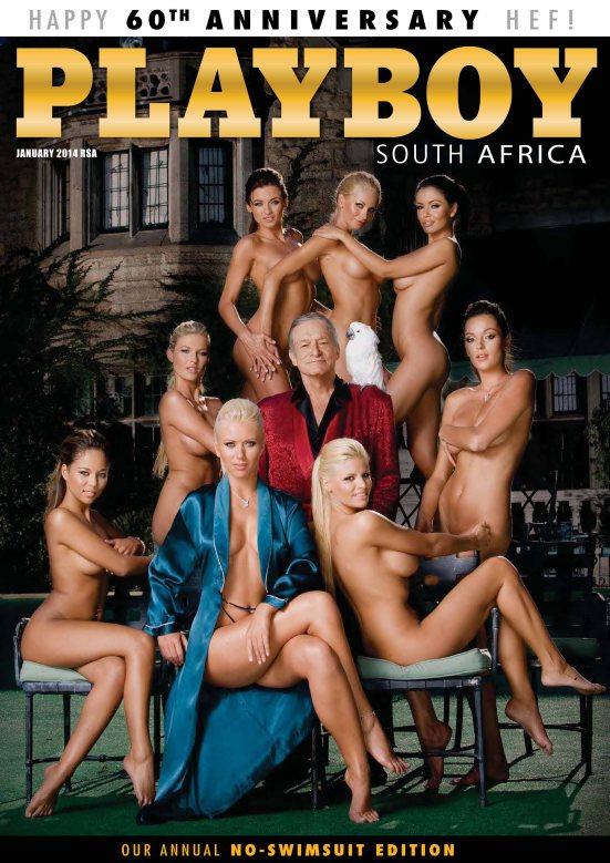 Playboy 1 January 2014