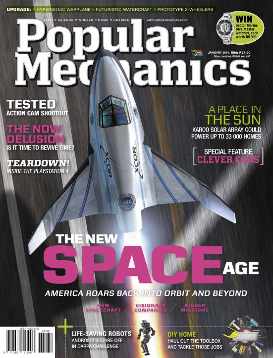 Popular Mechanics 1 January 2014
