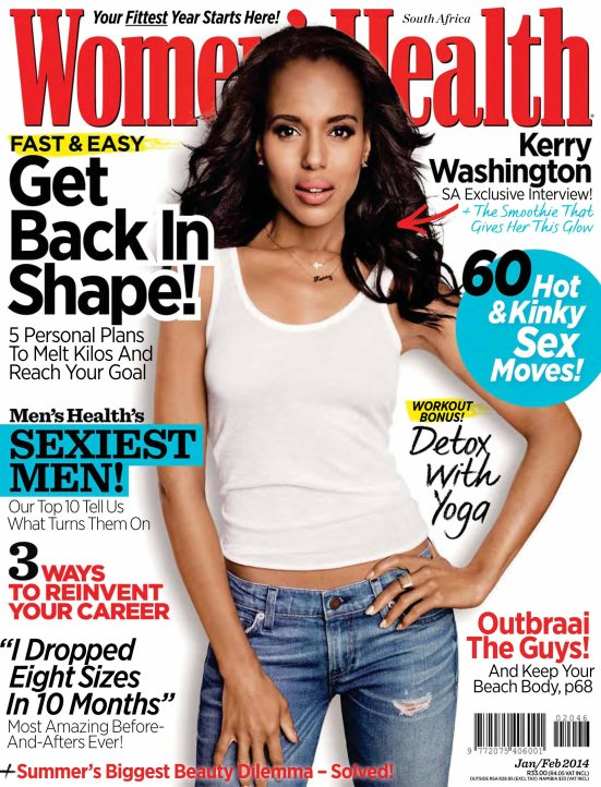 Womens Health 1 January February 2014