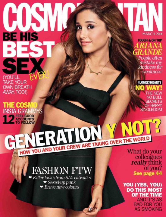 Cosmo 3 March 2014