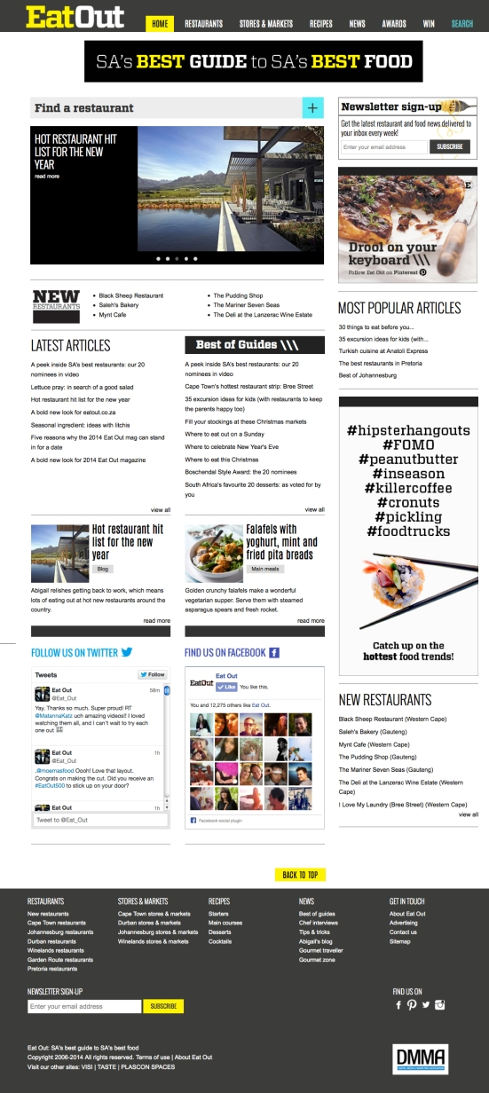 Eat-Out-homepage