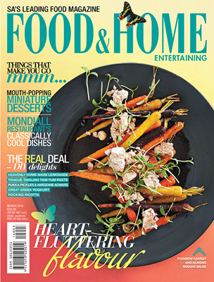 Food and Home 3 March 2014