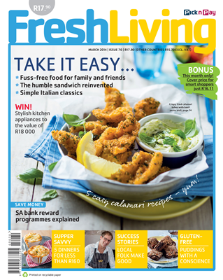 Fresh Living 3 March 2014