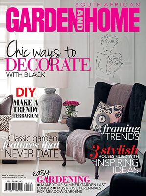 Garden and Home 3 March 2014