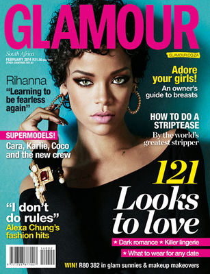 Glamour 2 February 2014
