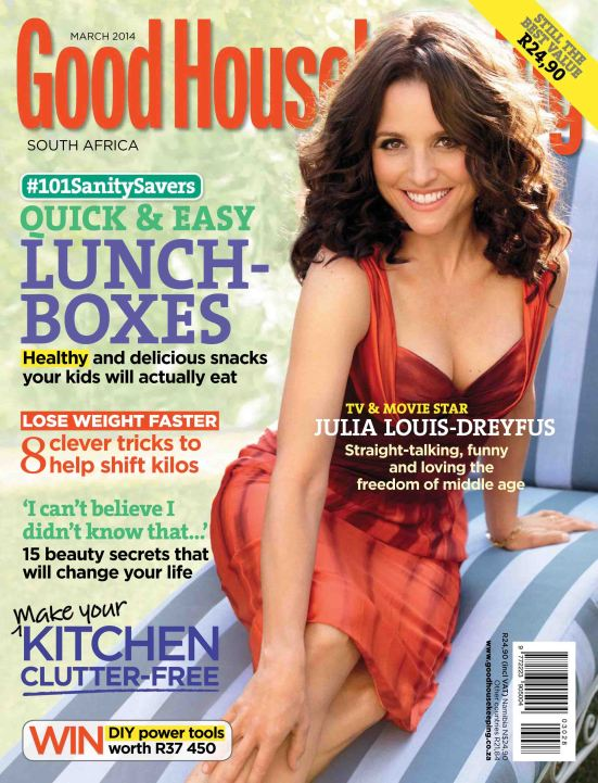 Good Housekeeping 3 March 2014