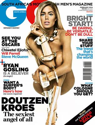 GQ 2 February 2014