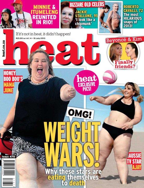 Heat 3.5 4 July 2013