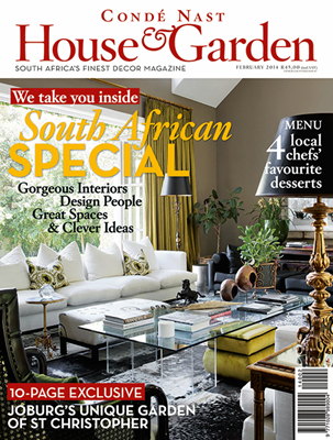 House and Garden 2 February 2014