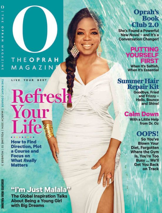 Oprah 3 March 2014