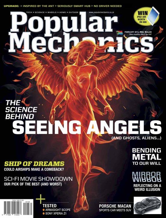 Popular Mechanics 2 February 2014
