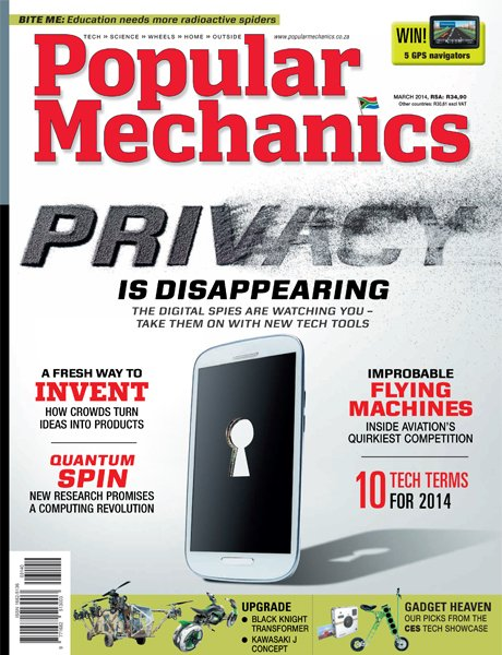 Popular Mechanics 3 March 2014