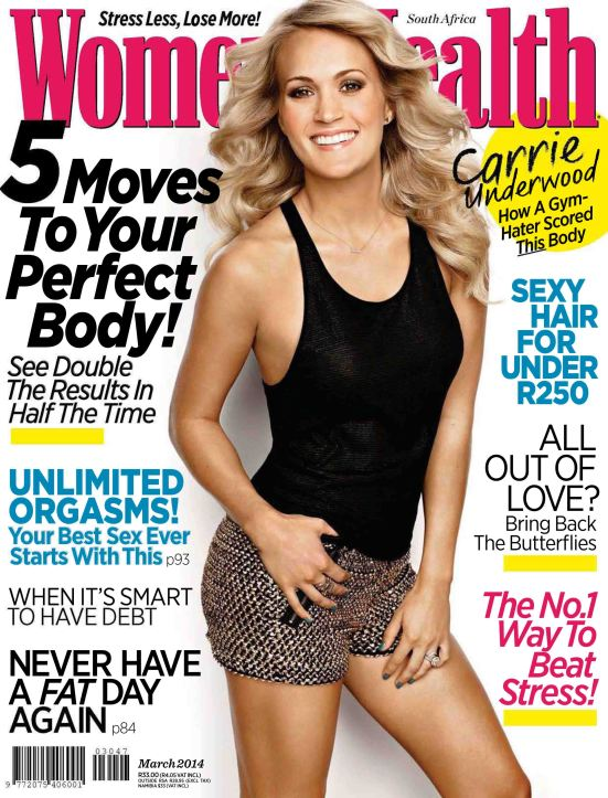 Womens Health 3 March 2014