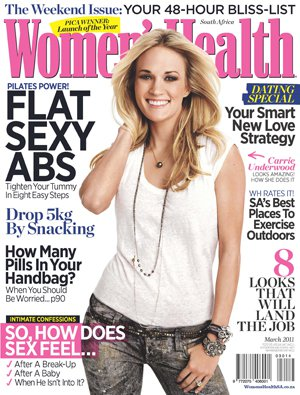 Women's Health 5 March 2011