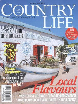 Country Life 4 April 2014