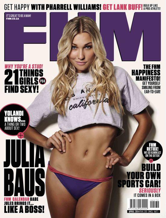 FHM 4 April 2014