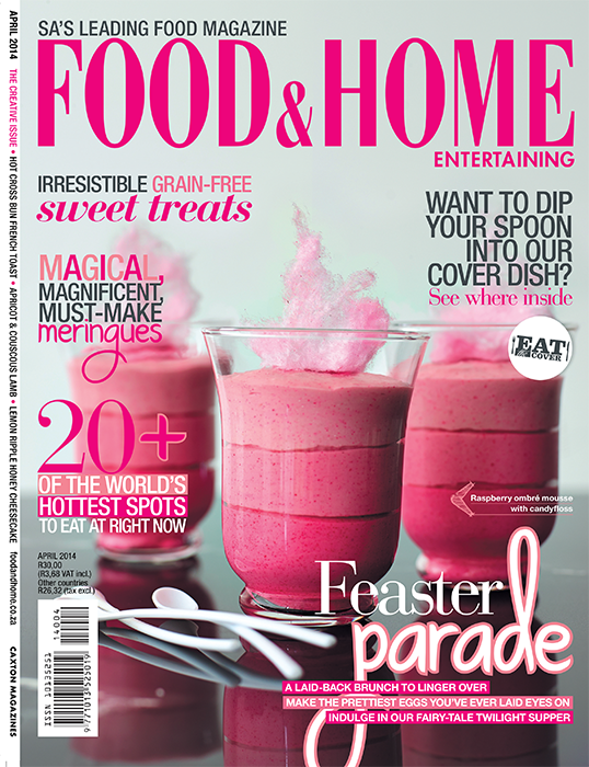 Food and Home 4 April 2014