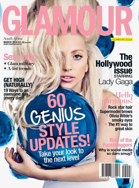 Glamour 3 March 2014