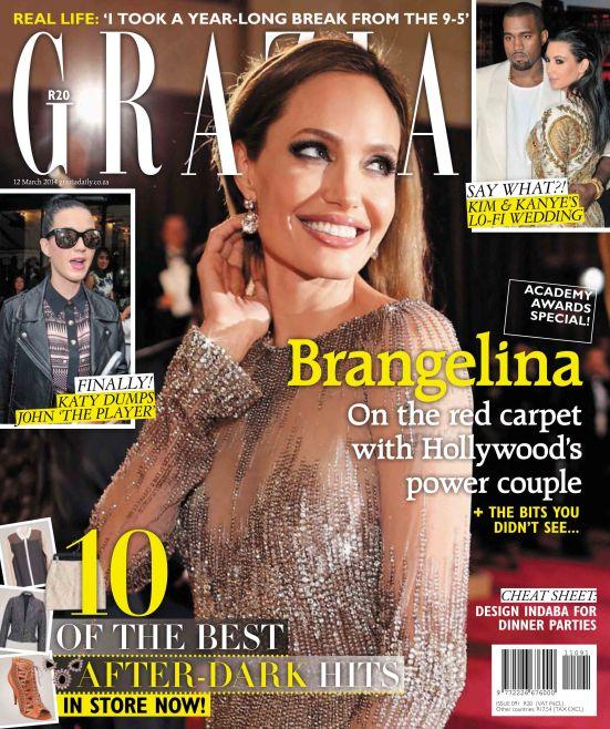 GRAZIA 2.0 12 March 2014
