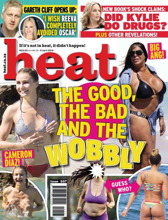Heat 2.4 3 April 2014