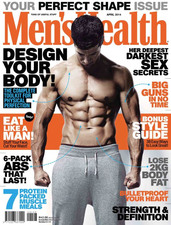 Mens Health 4 April 2014
