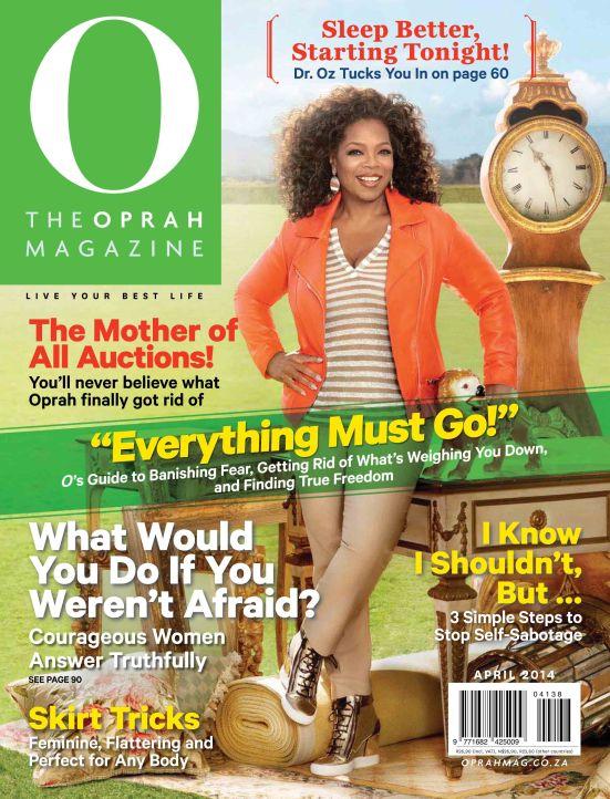 Oprah 4 April 2014