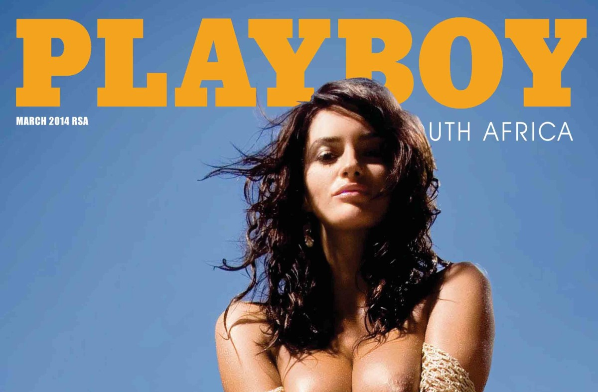 Playboy South Africa, March 2014