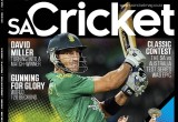 SA Cricket, March / April / May 2014