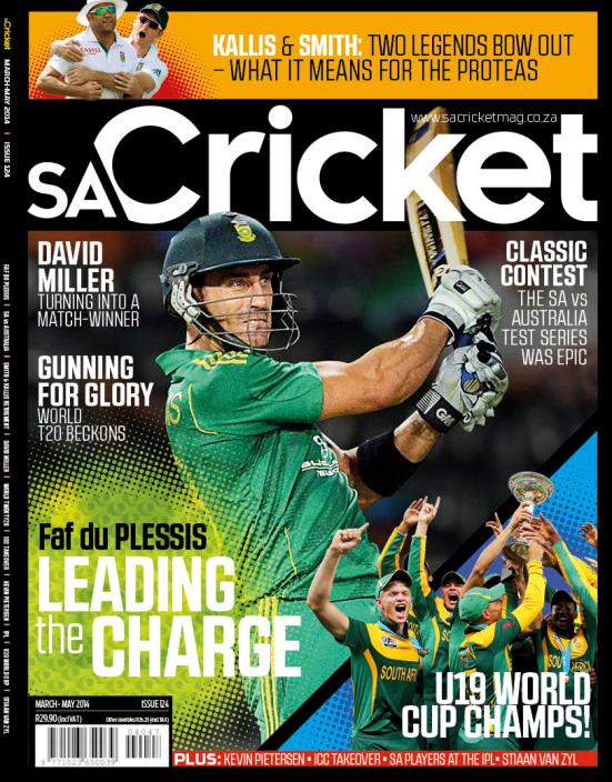SA Cricket 2 March April may 2014
