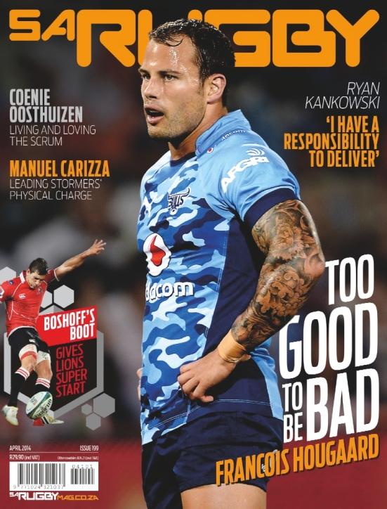 SA Rugby 4 April 2014