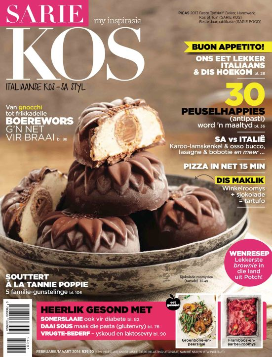 SARIE Kos 1 February March 2014