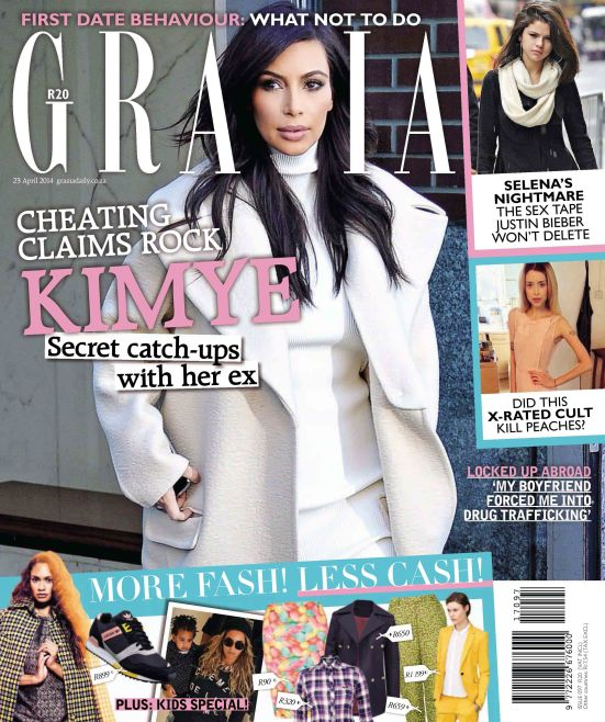 GRAZIA 2.6 23 April 2014