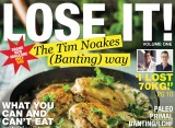 Lose It!, a new title about the Tim Noakes diet, on SA shelves