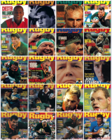 SA Rugby, May 2014 (200th Issue!)