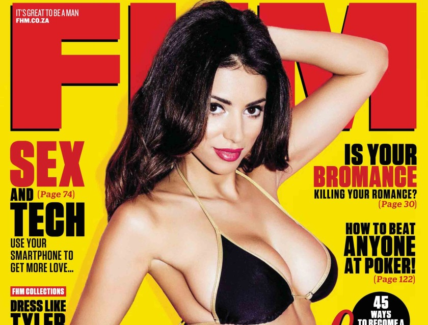 FHM 5 May 2014