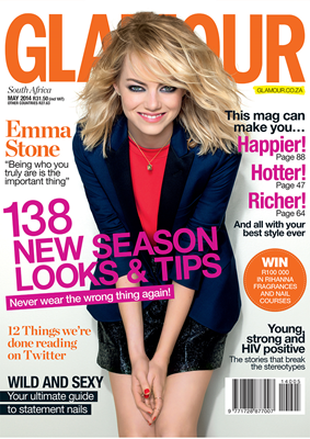 Glamour 5 May 2014