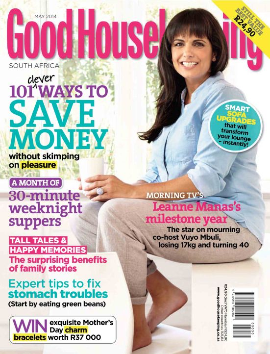 Good Housekeeping 5 May 2014