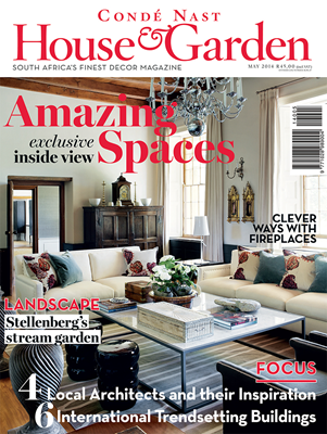 House and Garden 5 May 2014