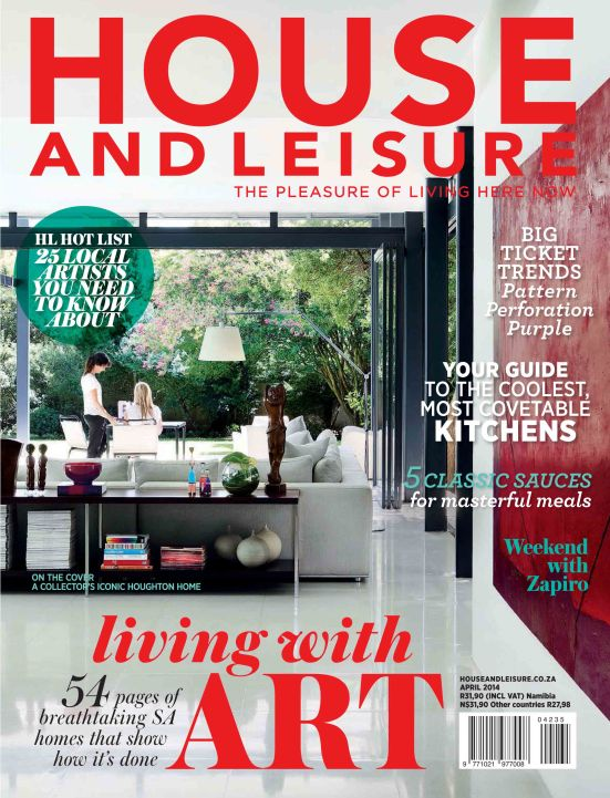 House and Leisure 4 April 2014
