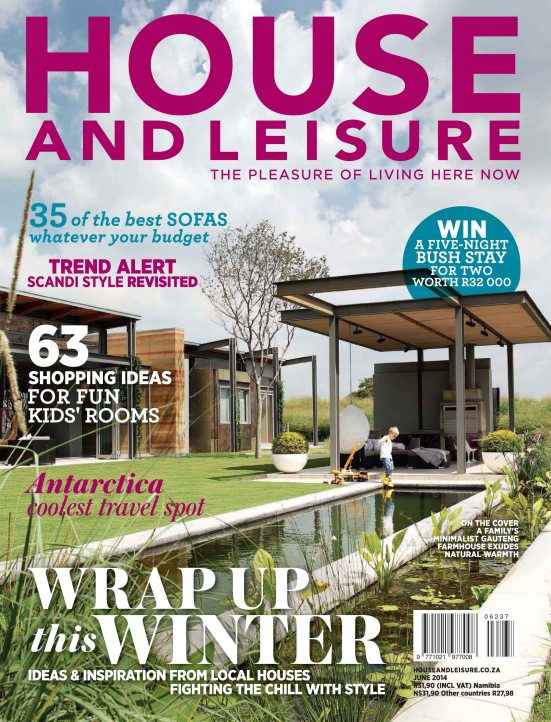 House and Leisure 6 June 2014
