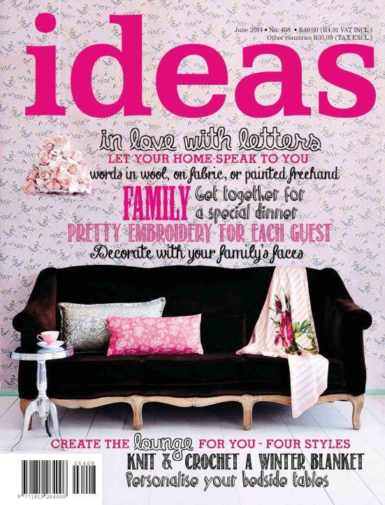 Ideas 6 June 2014