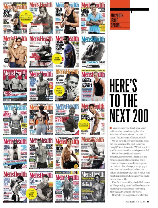 Men's Health_June 2014