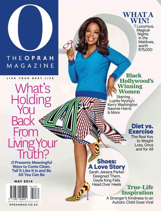 Oprah 5 May 2014