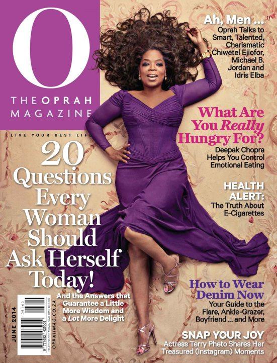 Oprah 6 June 2014