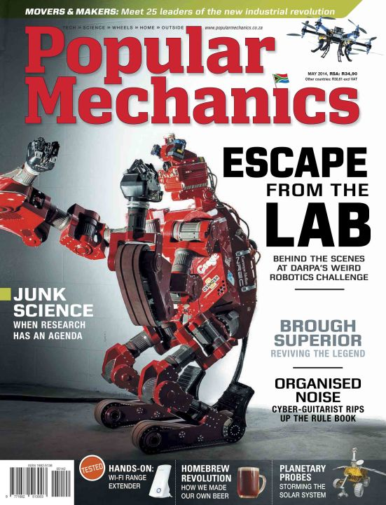 Popular Mechanics 5 May 2014