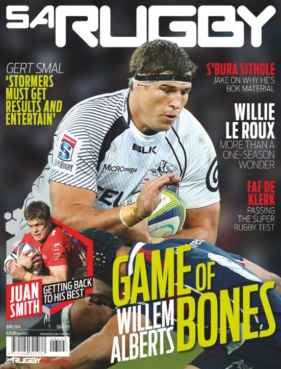 SA Rugby 6 June 2014
