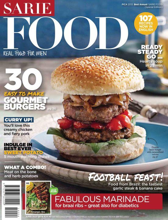 Sarie Food_June/July 2014