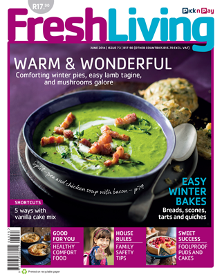 Fresh Living 6 June 2014