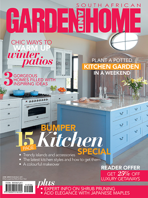 Garden and Home 6 June 2014